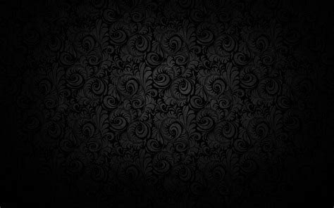 Black Wallpapers by Black Pattern Wallpaper Hd