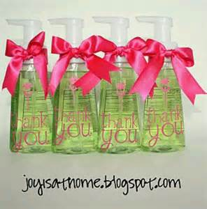 Thank You Gift Ideas Hand Soap