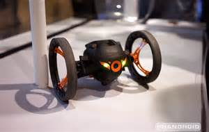 parrot minidrone parrot jumping sumo connected toys bombastic