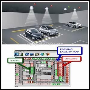 Ultrasonic Detector Based Intelligent Car Parking Guidance
