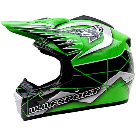wulf motocross wulf star flite motocross thermoplastic mx racing enduro