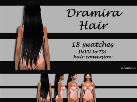 -dramira Hair- Conversion