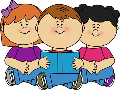 children reading together clipart reading center clip reading center images