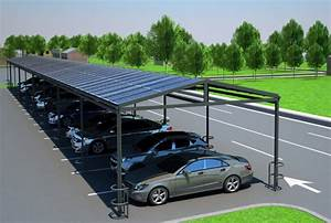 Solar Carports Create Shade Shelter And Energy For Your