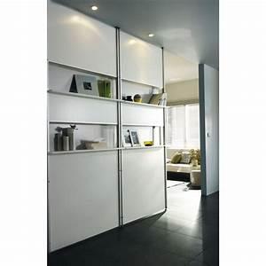 Cloison Amovible Ikea : cloison amovible biblioth que modulak castorama ~ Melissatoandfro.com Idées de Décoration