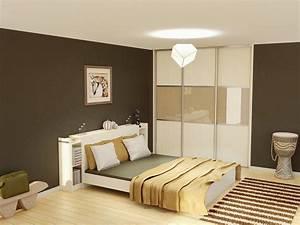 chambre a coucher moderne algerie With amenagement chambre a coucher