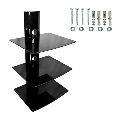 Tv Shelf For Cable Box by Dvd Player Cable Box Wall Mount Shelf Stand Direct Tv