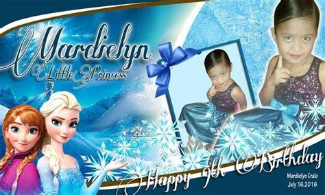 birthday ideas frozen elsa ana frozen birthday