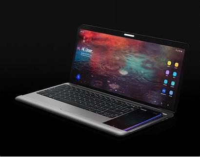 Samsung Dex Laptop Concept Galaxy Dock Note