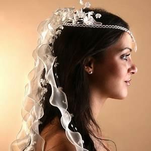 Coiffure Femme Pour Mariage : accessoire coiffure de mariage ~ Dode.kayakingforconservation.com Idées de Décoration