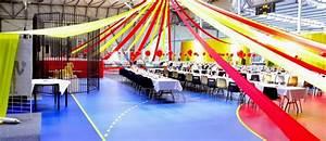 Location decoration cirque pour une soirée caritative