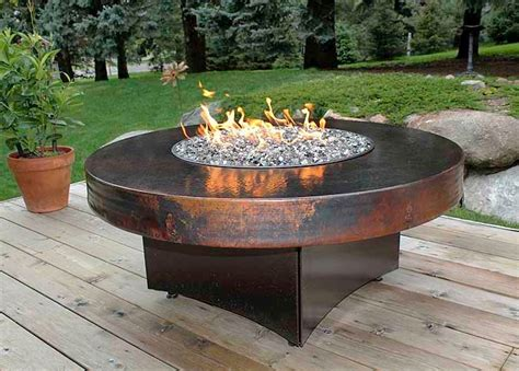Hammered Copper Fire Pit With Round Table Top Convert 2 Garage Doors Into One 16 Ft Door Slider Blinds Meals To Your Repair Service Lowes Bathroom Retractable Screens Lg French Counter Depth