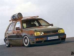 Golf 2 Dachgepäckträger : fake vw golf 3 rat deine automeile im netz ~ Kayakingforconservation.com Haus und Dekorationen