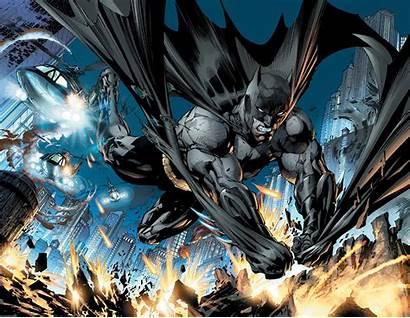 Jim Lee Batman 52 Justice Comic League