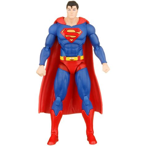 dc icons series action figures superman action figures