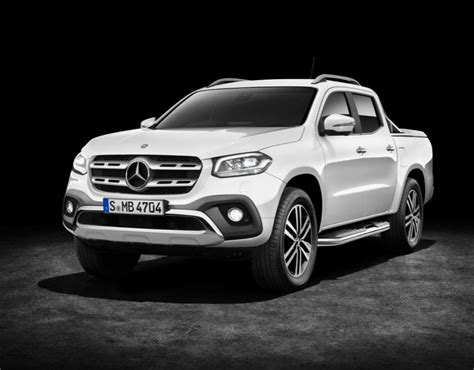 Mercedes X-class 2018 Prices And Specs Revealed