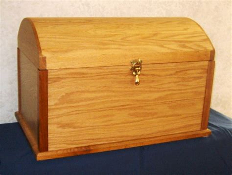 pirate treasure chest toy box plans  woodworking