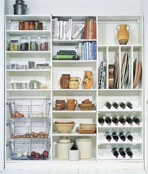 Pantry Shelving Solutions by Kitchen Pantry Organization Ideas 18 Diy Tips Tricks