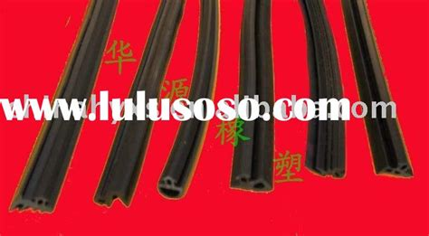 Glass Window Rubber Seal Strip For Sale