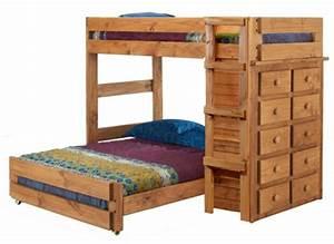 Hochbett Holz Kinder : kinder hochbett mit schreibtisch und lagerschr nken ~ Michelbontemps.com Haus und Dekorationen