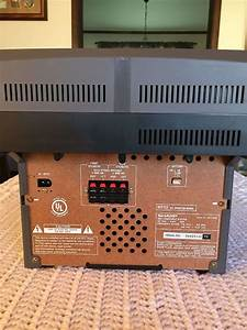 Sharp Mini Component System Cd
