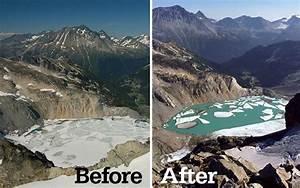 Glacier melt an 'eye-opener' | Whistler | Pique ...