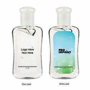 promotional 3 oz fashion bottle hand sanitizers hand With custom hand sanitizer bottles