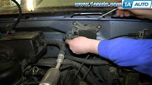 How To Replace Windshield Wiper Motor 95