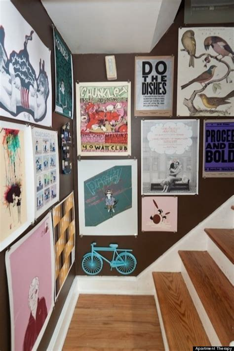 decorating room with posters 10 poster decorating ideas that won t remind you of a