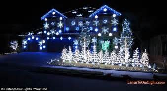 home owner unveils gangnam style christmas lights show led news
