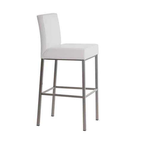 chaise de bar 4 pieds tabouret de bar en métal moby 4 pieds tables chaises et tabourets