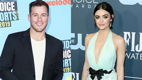 Colton Underwood Reveals Whether He's Dating Lucy Hale ...