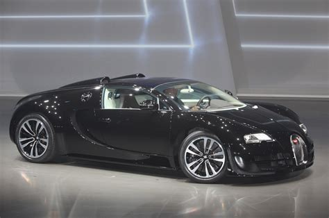 2013 Bugatti Veyron Jean Bugatti Legend Edition First Look