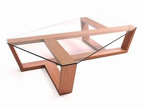 Table Basse Bois Et Verre : table basse en verre ou en bois bureau d 39 tude thermique bet ~ Teatrodelosmanantiales.com Idées de Décoration