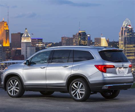 2018 Honda Pilot Release Date, Changes, Redesign