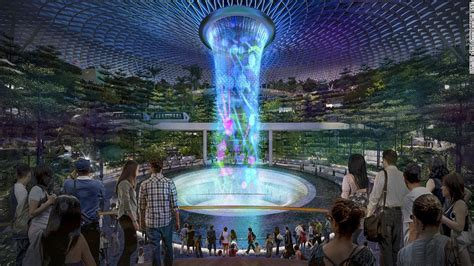Singapore's Jewel Changi: World's most awesome airport