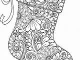 Coloring Christmas Fireplace Pages Stocking Printable Colouring Getcolorings Getdrawings sketch template