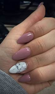 Best 25+ Marble acrylic nails ideas on Pinterest | Matt nails Acrylic nails coffin matte and ...