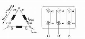 Three Phase Induction Motor Winding Diagram