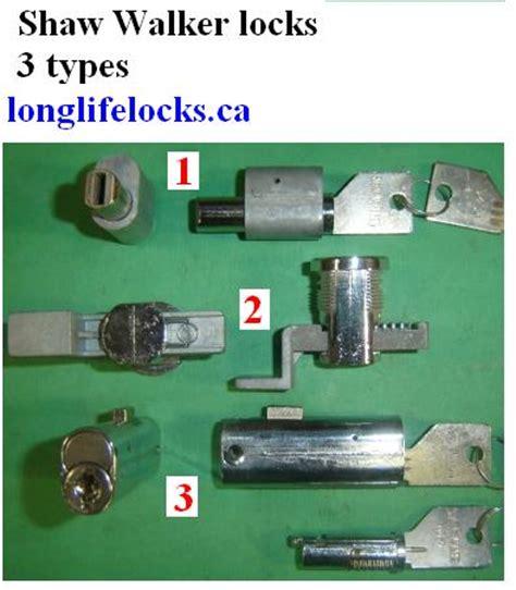 Shaw Walker File Cabinet Lock Removal by Shaw Walker Locks