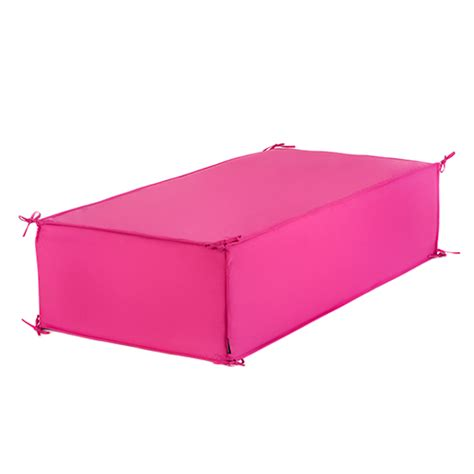 polystyrene patio furniture collection pink large waterproof garden soft foam sofa seating block