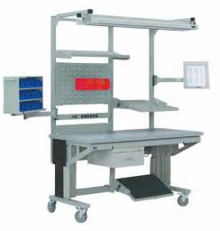 Electrical Work Benches industrial workbenches including kewaunee lista amp arlink