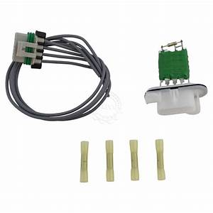 Heater Blower Motor Resistor  U0026 Pigtail Harness For 04
