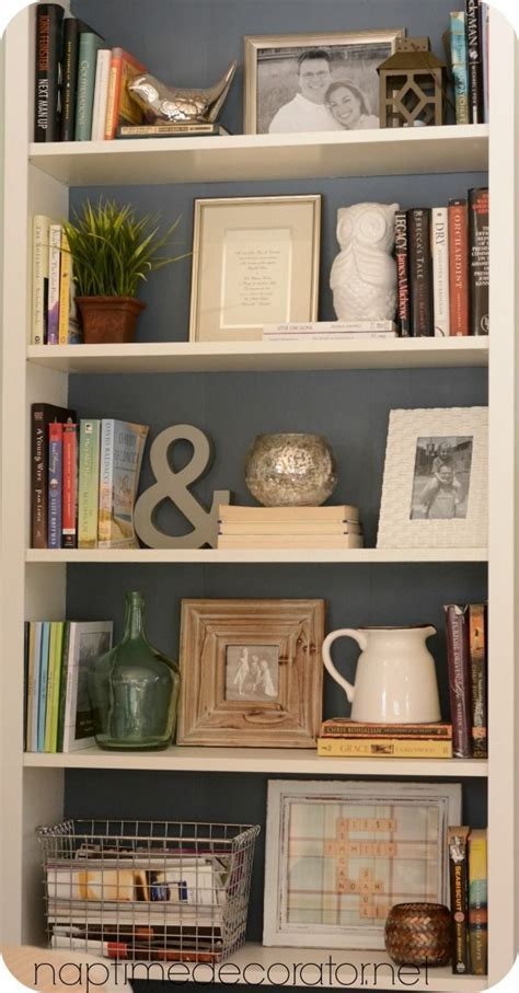 Decorating Ideas Bookshelves by While These Items Aren T Necessarily What Would Go With
