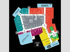 Mall Map of The Mall of New Hampshire, a Simon Mall