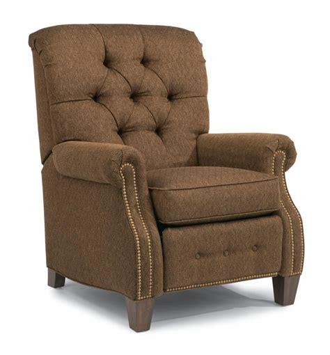high leg recliner chion fabric high leg recliner 7386503 recliners