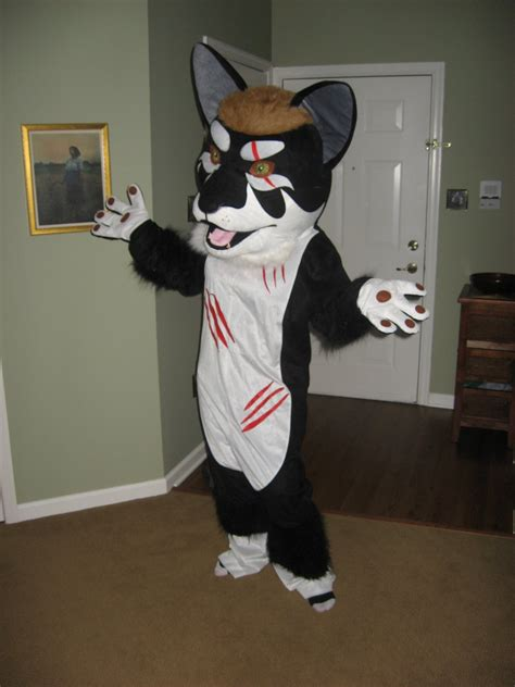 Remember furries , don't buy fursuits from EBay! : furry