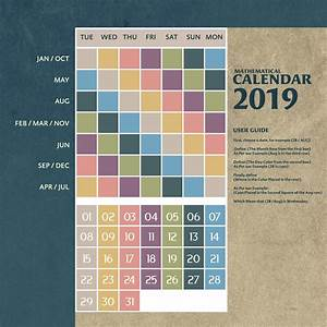 Name  2019 Calendar Type  Graphic Design Media  Digital