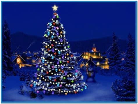 christmas tree screensaver
