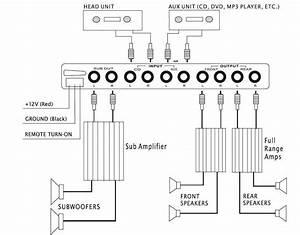 Car Audio Equalizer Wiring Diagram